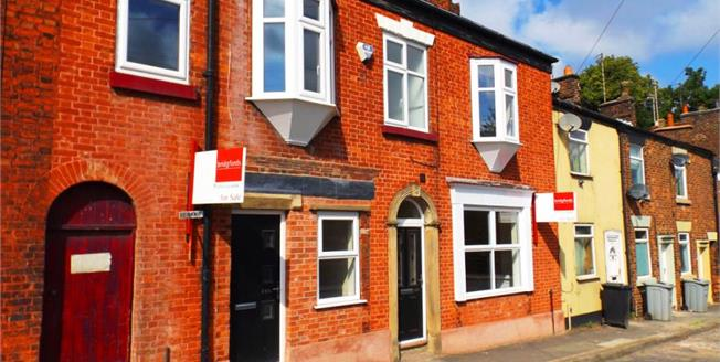 £119,000, 2 Bedroom Terraced House For Sale in Macclesfield, SK11