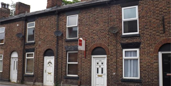 Offers Over £100,000, 1 Bedroom Terraced House For Sale in Macclesfield, SK11