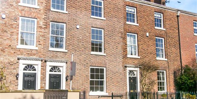 £374,995, 4 Bedroom Town House For Sale in Cheshire, SK11