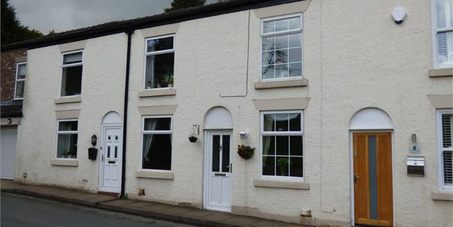 Asking Price £166,000, 2 Bedroom Terraced House For Sale in Sutton, SK11