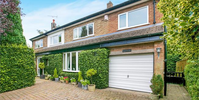 Offers Over £575,000, 4 Bedroom Detached House For Sale in Henbury, SK11