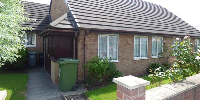 Offers in the region of £100,000, 2 Bedroom Semi Detached Bungalow For Sale in Macclesfield, SK11