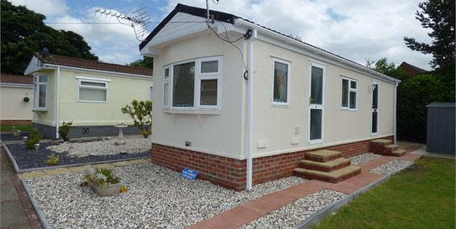 Offers in the region of £67,500, 1 Bedroom Detached Bungalow For Sale in Macclesfield, SK11