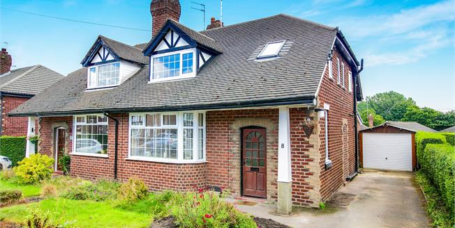 Offers in the region of £295,000, 3 Bedroom Semi Detached House For Sale in Gawsworth, SK11