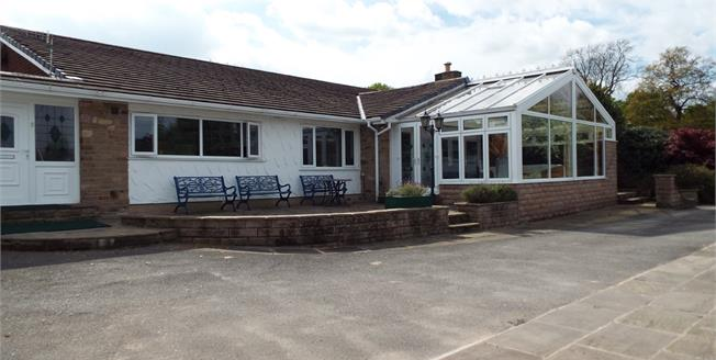 Offers in excess of £630,000, 4 Bedroom Detached Bungalow For Sale in Marple, SK6
