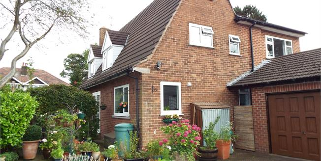 Asking Price £425,000, 5 Bedroom Detached House For Sale in Romiley, SK6