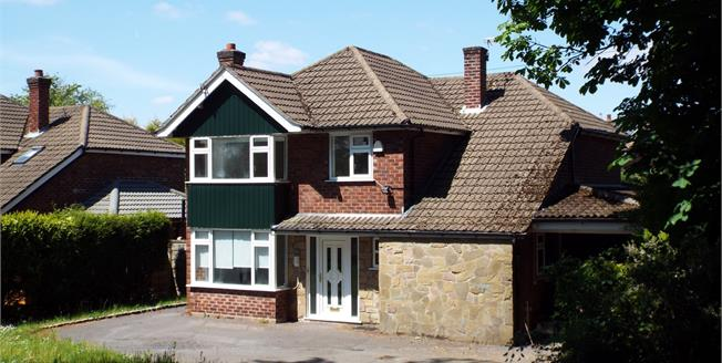 Asking Price £400,000, 4 Bedroom Detached House For Sale in Woodley, SK6