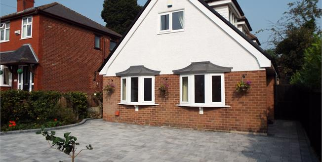 Offers Over £415,000, 4 Bedroom Detached House For Sale in Romiley, SK6