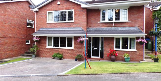 Offers Over £360,000, 4 Bedroom Detached House For Sale in Woodley, SK6