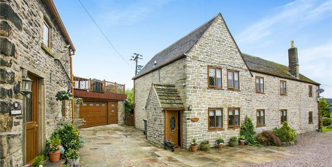 Asking Price £895,000, 5 Bedroom Detached House For Sale in Glossop, SK13