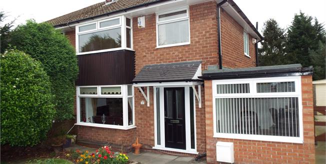 Offers Over £240,000, 3 Bedroom Semi Detached House For Sale in Bredbury, SK6