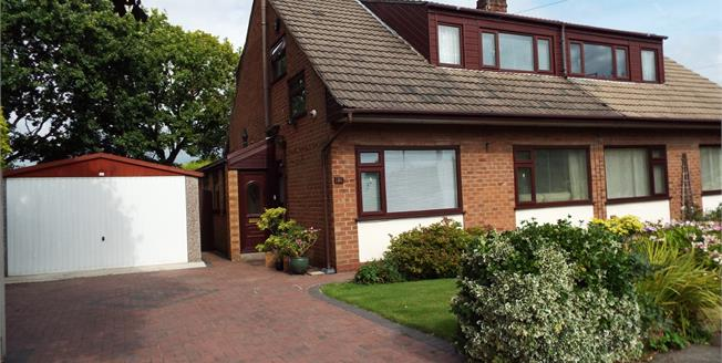 Asking Price £250,000, 3 Bedroom Semi Detached House For Sale in Romiley, SK6