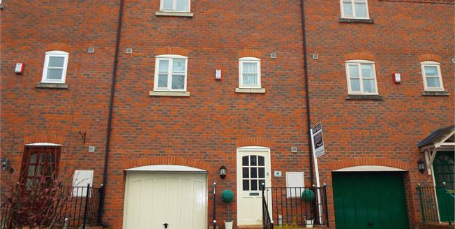 Guide Price £190,000, 4 Bedroom Terraced House For Sale in Barbridge, CW5