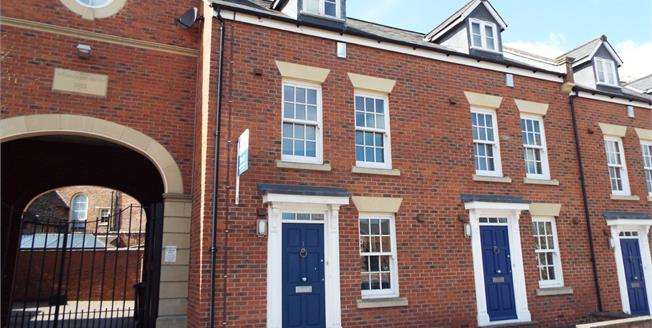 Offers Over £240,000, 3 Bedroom Terraced House For Sale in Nantwich, CW5