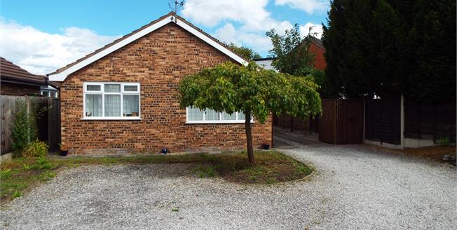 Asking Price £230,000, 2 Bedroom Detached Bungalow For Sale in Willaston, CW5