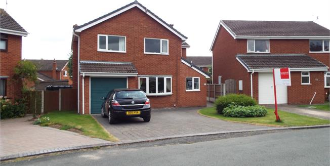 Offers Over £235,000, 4 Bedroom Detached House For Sale in Wrenbury, CW5
