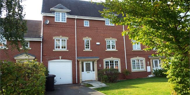Guide Price £270,000, 4 Bedroom House For Sale in Nantwich, CW5
