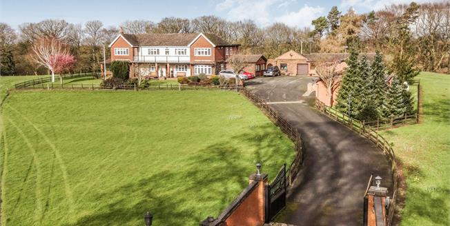 Offers in the region of £995,000, 6 Bedroom Detached House For Sale in Audlem, CW3