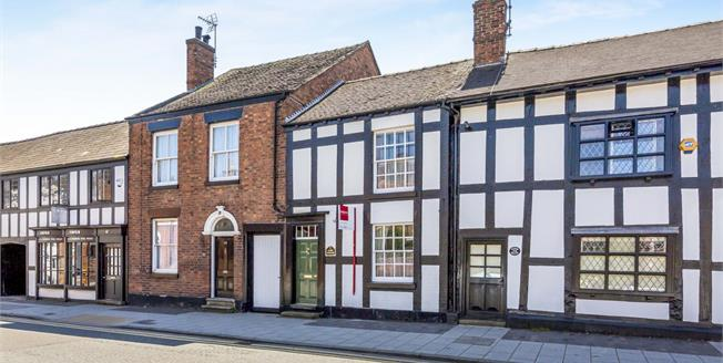 Offers Over £350,000, 3 Bedroom Terraced House For Sale in Nantwich, CW5