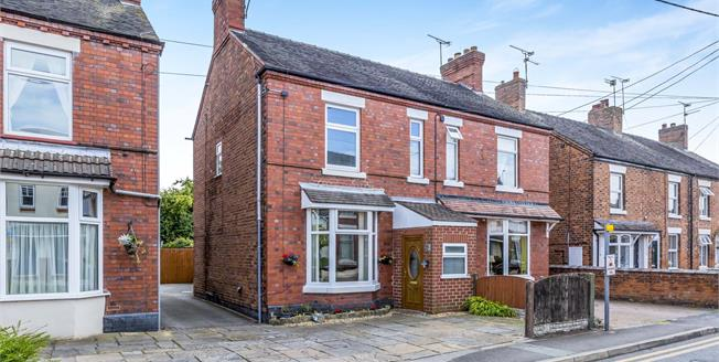 Guide Price £210,000, 3 Bedroom Semi Detached House For Sale in Willaston, CW5
