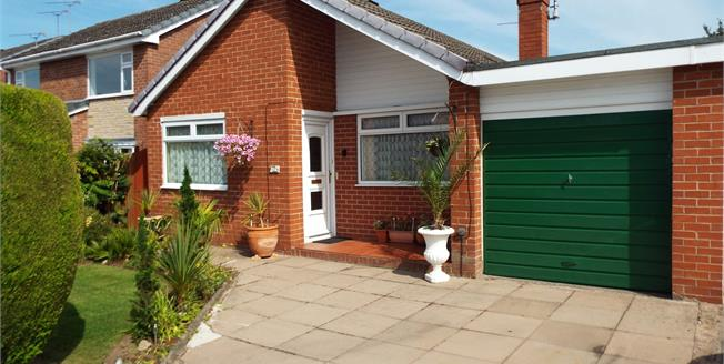 Offers in the region of £170,000, 3 Bedroom Detached Bungalow For Sale in Willaston, CW5