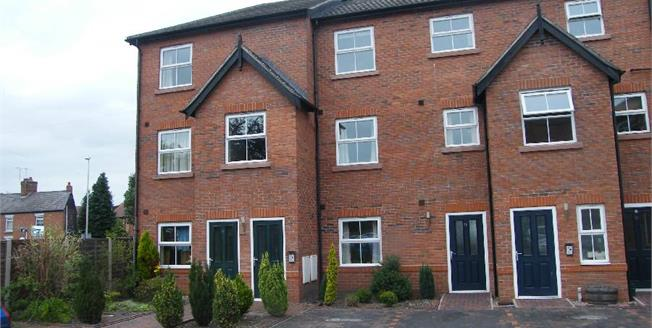 Offers Over £50,000, 2 Bedroom Flat For Sale in Nantwich, CW5