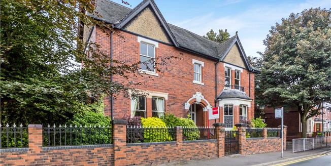 Asking Price £450,000, 4 Bedroom Detached House For Sale in Stoke-on-Trent, ST4