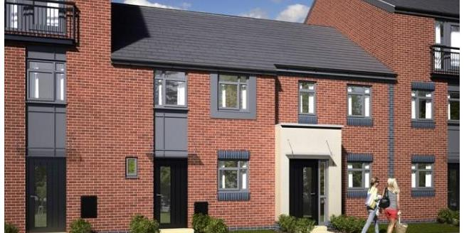 £154,995, 3 Bedroom Town House For Sale in Staffordshire, ST1