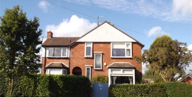 £290,000, 4 Bedroom Detached House For Sale in Stoke-on-Trent, ST4