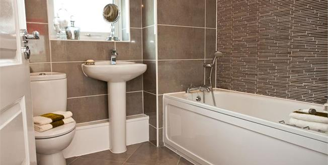 £129,995, 2 Bedroom Terraced Flat For Sale in Staffordshire, ST1