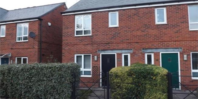 Asking Price £53,000, 3 Bedroom Semi Detached House For Sale in Stoke-on-Trent, ST6