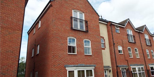 Offers Over £85,000, 1 Bedroom Flat For Sale in Stoke-on-Trent, ST4