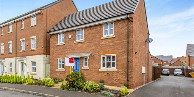 Asking Price £230,000, 4 Bedroom Detached House For Sale in Wolstanton, ST5