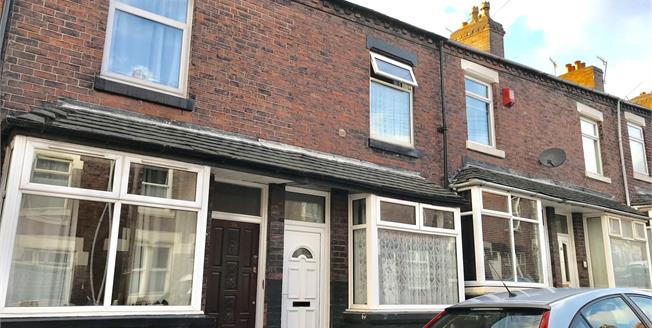 Offers in the region of £80,000, For Sale in Stoke-on-Trent, ST1