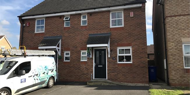 Guide Price £111,995, For Sale in Stoke-on-Trent, ST2