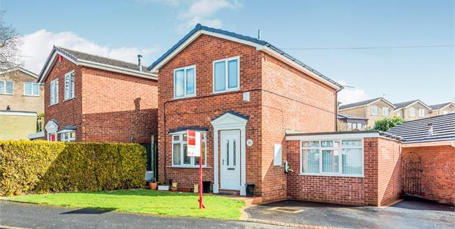 Offers Over £180,000, 3 Bedroom Detached House For Sale in Newcastle, ST5