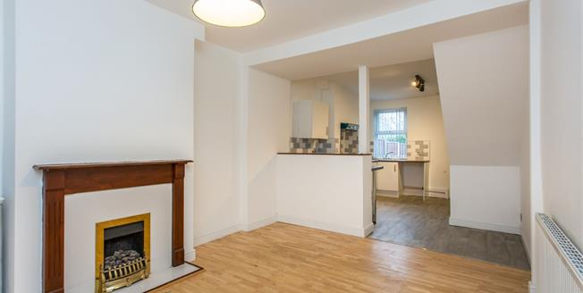 Guide Price £105,000, 2 Bedroom Terraced House For Sale in Newcastle, ST5