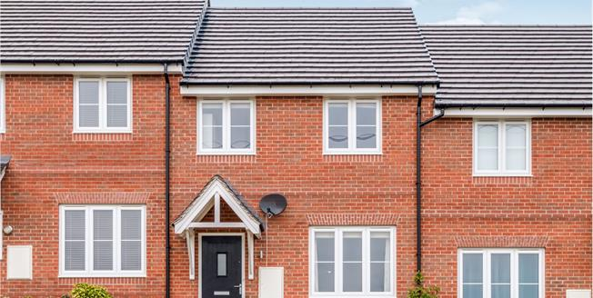 Guide Price £160,000, 3 Bedroom Terraced House For Sale in Stoke-on-Trent, ST6