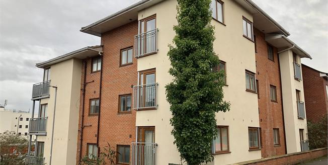 Offers in excess of £70,000, 2 Bedroom Flat For Sale in Stoke-on-Trent, ST4