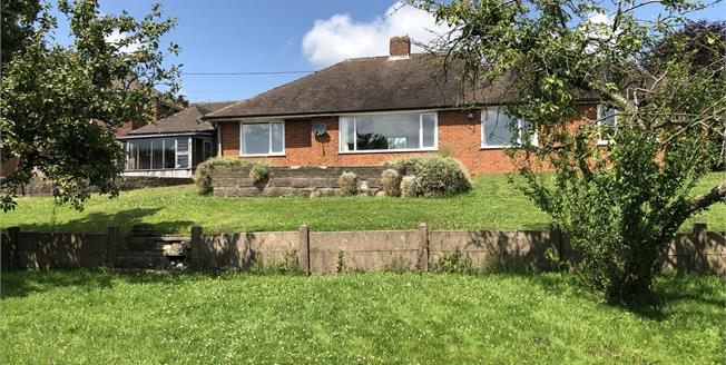 Offers in excess of £260,000, 3 Bedroom Detached Bungalow For Sale in Scot Hay, ST5