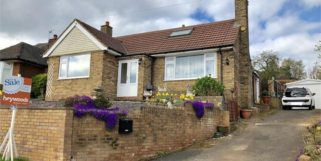 Guide Price £224,995, 2 Bedroom Detached Bungalow For Sale in Newcastle, ST5