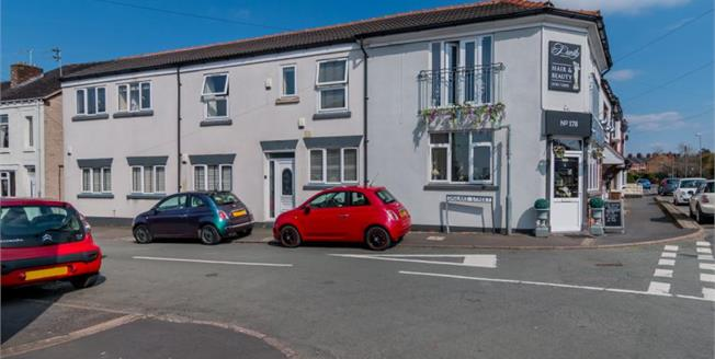 £68,000, 2 Bedroom Flat For Sale in Bignall End, ST7