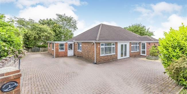 Offers Over £270,000, 3 Bedroom Detached Bungalow For Sale in Newcastle, ST5