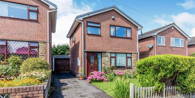 Asking Price £160,000, 3 Bedroom Detached House For Sale in Stoke-on-Trent, ST4