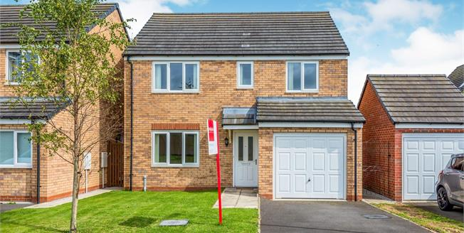 Asking Price £250,000, 4 Bedroom Detached House For Sale in Newcastle, ST5