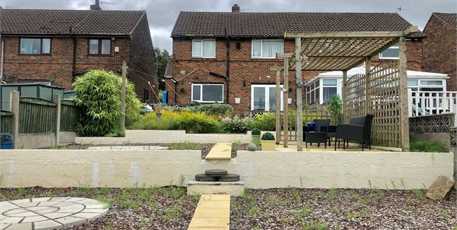 Asking Price £110,000, 3 Bedroom Semi Detached House For Sale in Stoke-on-Trent, ST2
