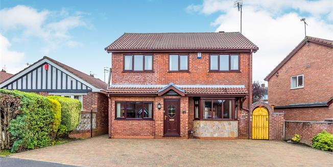 Asking Price £235,000, 5 Bedroom Detached House For Sale in Newcastle, ST5