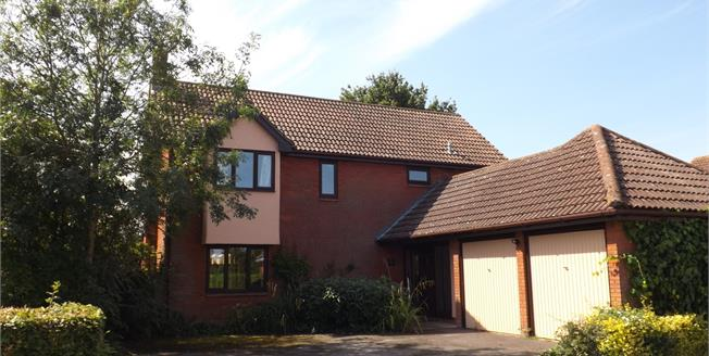 Offers in excess of £425,000, 4 Bedroom Detached House For Sale in Elmsett, IP7