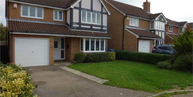 Asking Price £350,000, 4 Bedroom Detached House For Sale in Hadleigh, IP7