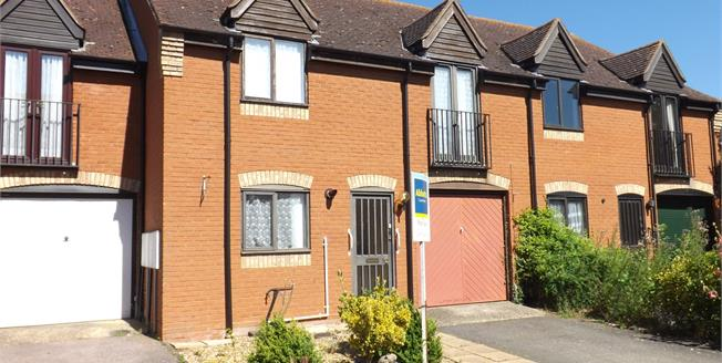 Offers in excess of £240,000, 4 Bedroom Terraced House For Sale in Hadleigh, IP7